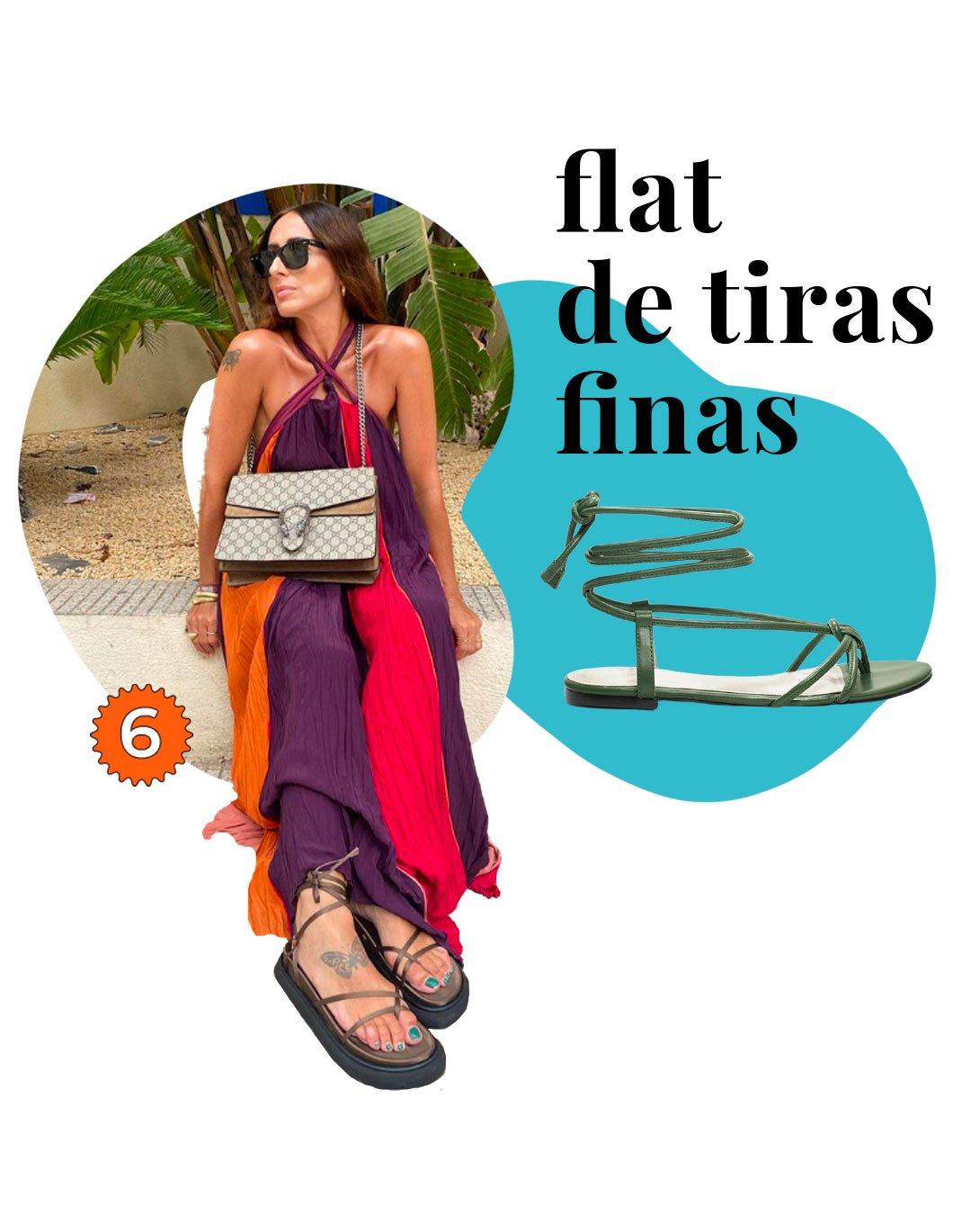 Laura Eguizabal - Vestido - tendência no verão - Verão - Steal the Look  - https://stealthelook.com.br