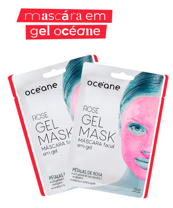 máscara de argila rosa  - oceane  - skincare acessível  - máscara de skincare  - máscara facial  - https://stealthelook.com.br