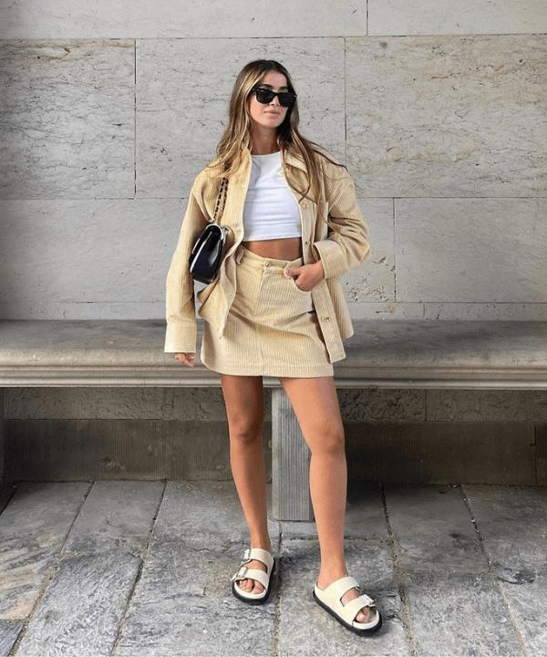 @brunabear - Street Style - como usar minissaia - Verão - Steal the Look  - https://stealthelook.com.br