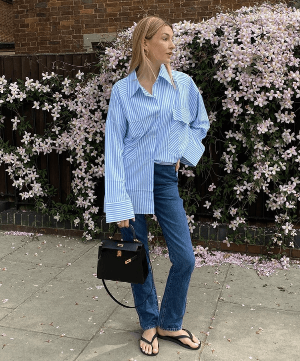Camille Charriere - Casual - como usar chinelos - Verão - Steal the Look  - https://stealthelook.com.br