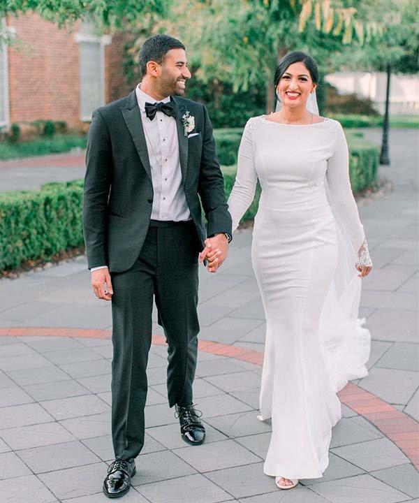 Gabriella George - noiva - vestidos de noiva - inverno  - brasil - https://stealthelook.com.br