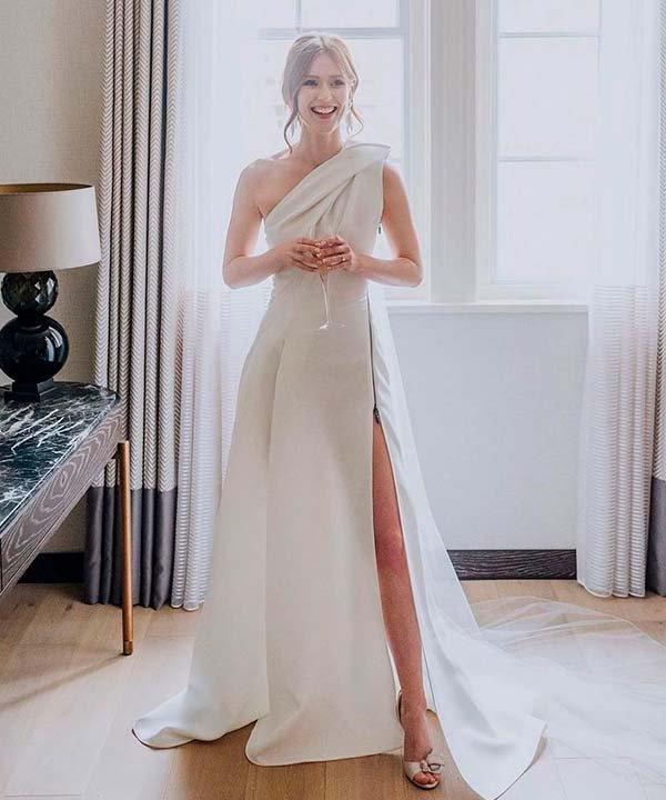 Hollie - noivas - vestidos de noiva - inverno  - brasil - https://stealthelook.com.br