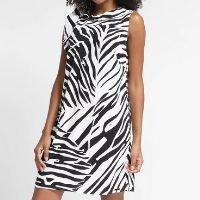 Vestido Forum Curto Zebra - Estampado