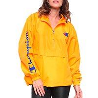 Jaqueta Champion Corta Vento Silk Urban - Amarelo