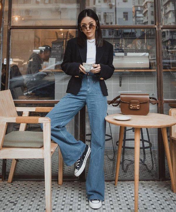 Jenny Suet In Tsang - roupas - roupas para entrevista de emprego - roupas para entrevistas de emprego - entrevista de emprego - https://stealthelook.com.br