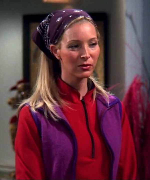 Phoebe Buffay|Lisa Kudrow - Casual - Friends - Verão - Steal the Look - https://stealthelook.com.br