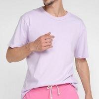 Camiseta Hering Basic Masculina - Lilás