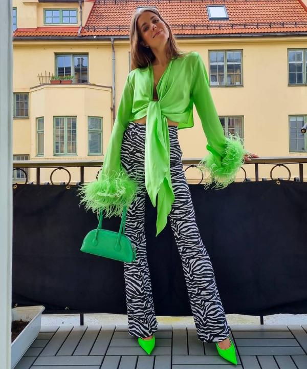 Nina Sandbech - Casual - tendência polêmica - Verão - Steal the Look - https://stealthelook.com.br