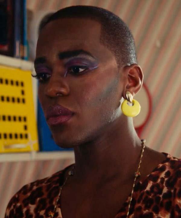 Ncuti Gatwa - maquiagem - Sex Education - primavera - brasil - https://stealthelook.com.br