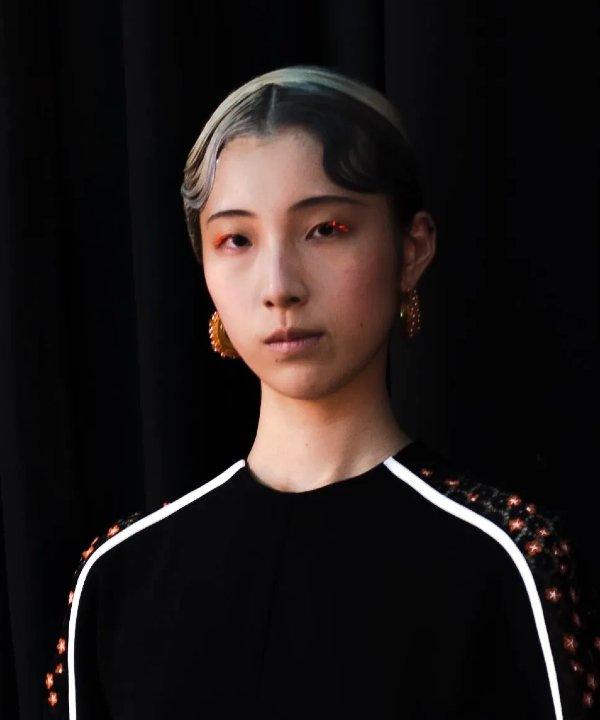 Mame Lurogoushi - 2022 - tendências de beleza - Primavera - Verão - semana de moda - https://stealthelook.com.br