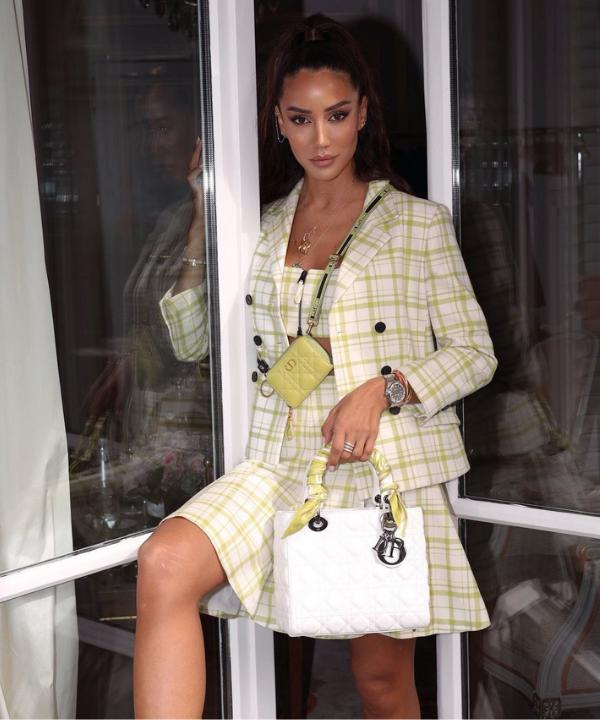 Tamara Kalinic - Casual - Semana de Moda de Paris - Verão - Steal the Look - https://stealthelook.com.br
