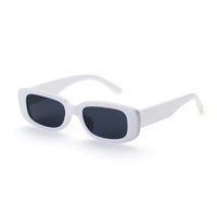 Óculos De Sol Hype Retro Vintage Retangular Moda Oval Unissex JR - Smile Company