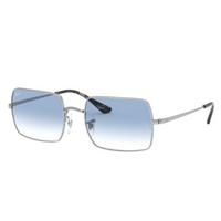 Óculos de Sol Ray Ban Rectangle Rb - Prata