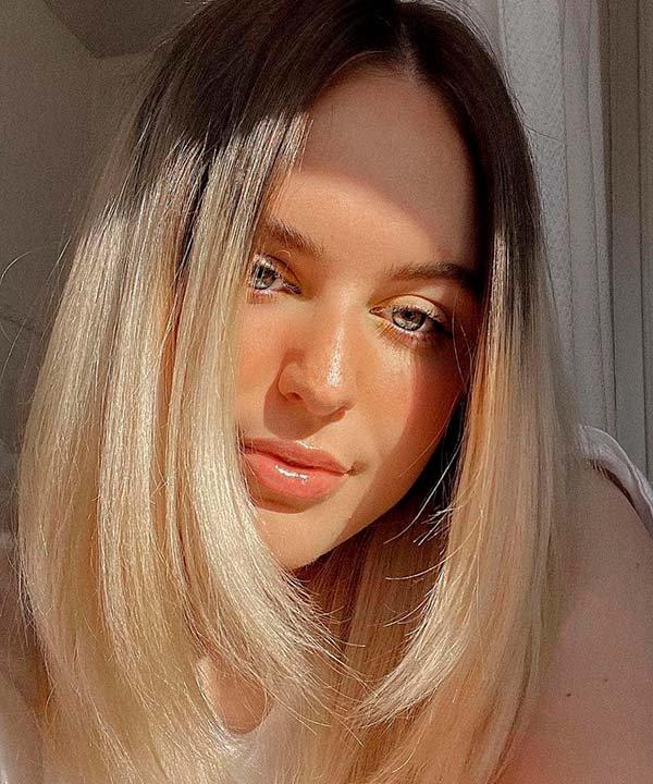 Megan Gentry - cabelo - queratina no cabelo - primavera - brasil - https://stealthelook.com.br