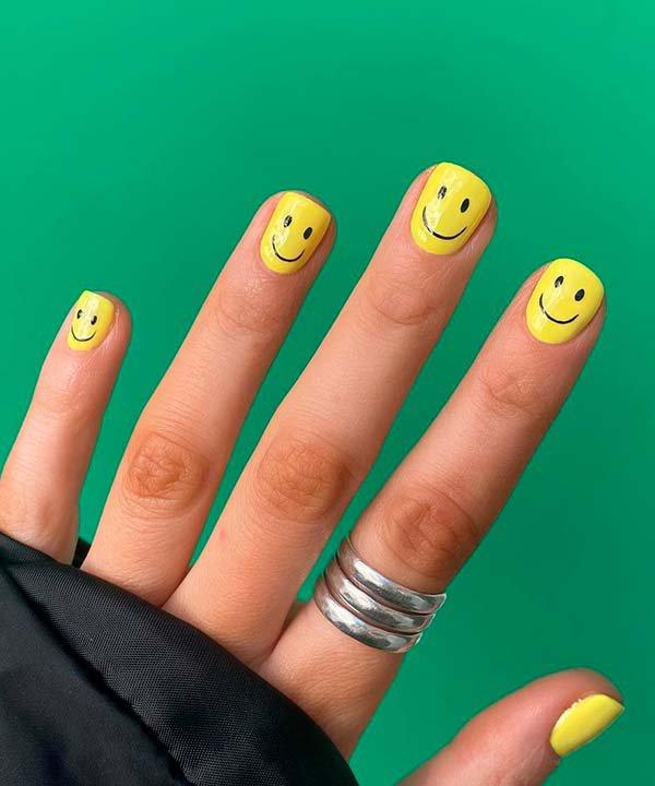 Nails By Heather - unhas - cores de esmaltes - primavera - brasil - https://stealthelook.com.br