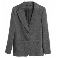 Blazer casaco cinza