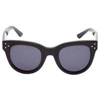 óculos de sol arredondado