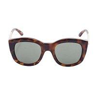 Oculos Animal Print Le Specs Grande Quadrado