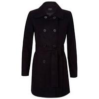casaco longo botões