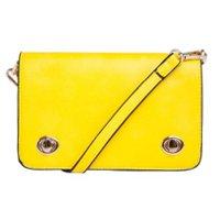bolsa amarela
