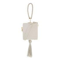 Bolsa Estruturada Branca