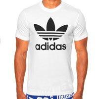 Camiseta Adidas Branca