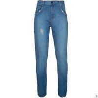 Calça Jeans Cintura Alta Reta