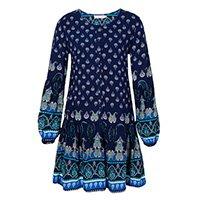vestido estampado market 33