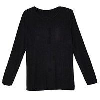 tricot manga longa