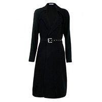 casaco longo trench coat