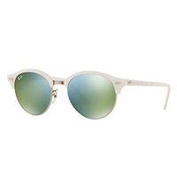 Óculos Branco Clubround
