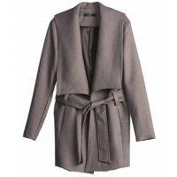 casaco acinturado