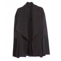 casaco assimetrico