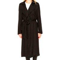 casaco trench longo