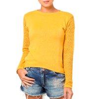 tricot amarelo