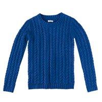 tricot azul
