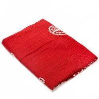 lenço vermelho