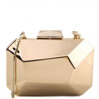Clutch Gold Inspired
