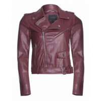Jaqueta Biker Leather