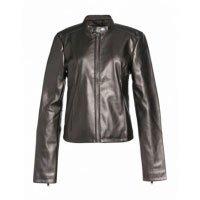 Jaqueta Basic Leather