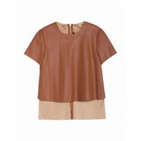 T-SHIRT LEATHER SPECIAL